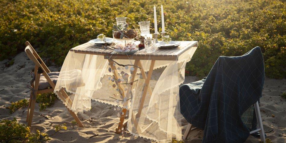 Уютное свидание у Балтийского моря