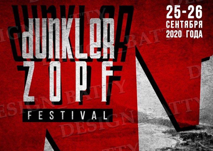 Dunkler Zopf Fest 2020