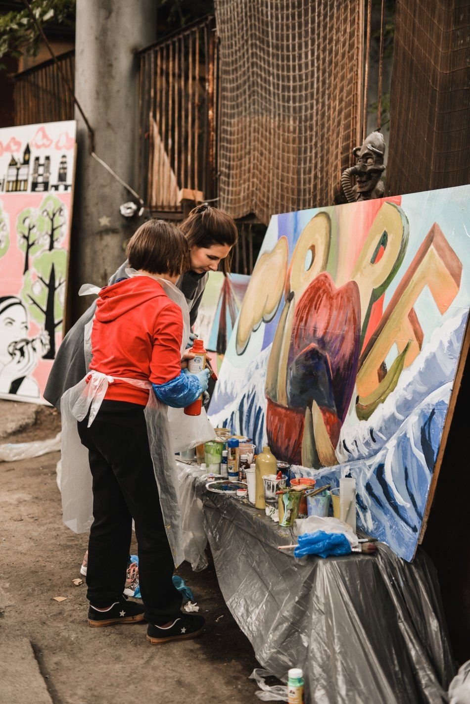 Фестиваль искусств «Набросок»
